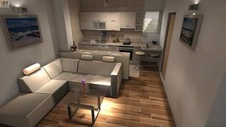 Właściwe projektowanie wnętrz mieszkalnych